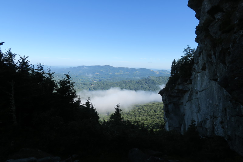 Grandfather Trail -- 5,650'