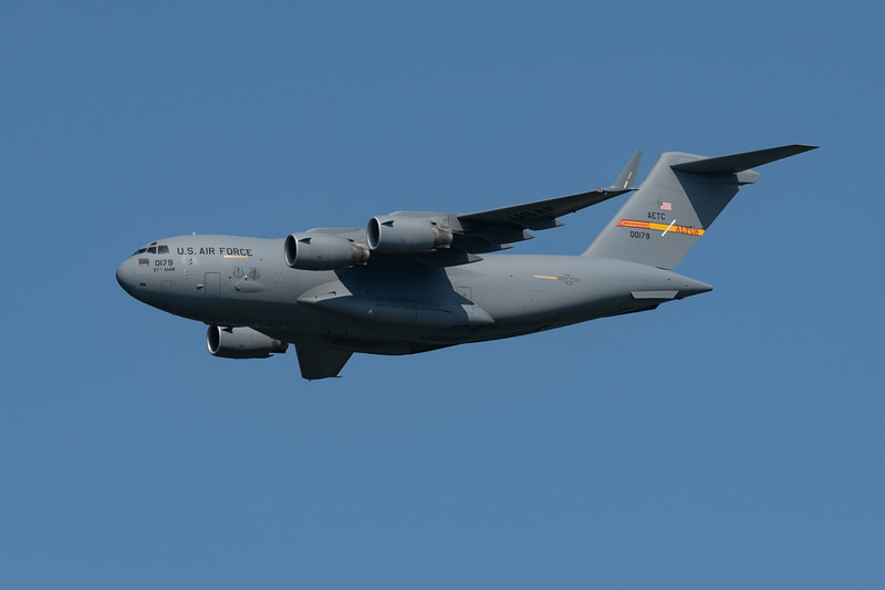 C-17 Globemaster Demo