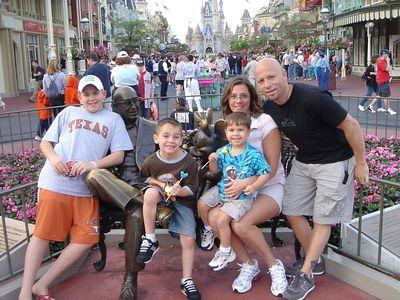 Disney Vacation 2005