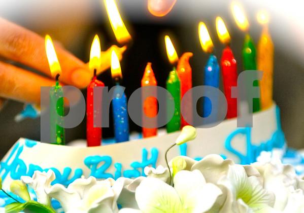 Shushan's Birthday