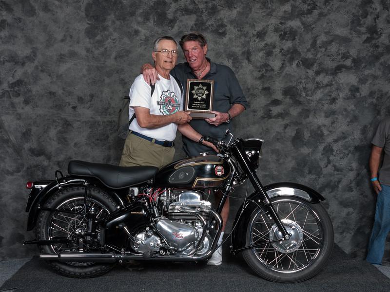 1959ArielSquare 4Winner:MikeBarberClass: Street Heavyweight 1946-1962, Production