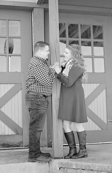 Matt & Jess's Engagement Pictures