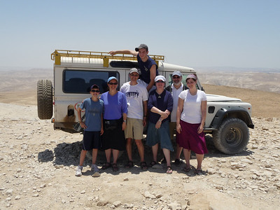 Israel Trip (Jeeping) 2009