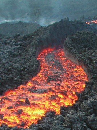 Volcan Pacaya, Guatemala - January 2008