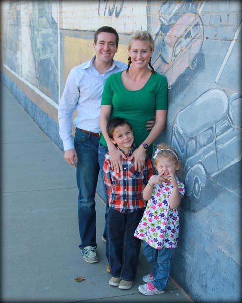 Jeff & Kaitlyn Family