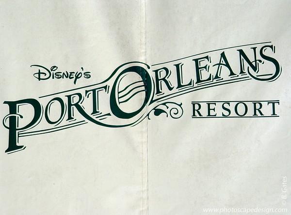 Disney World - Port Orleans French Quarter Resort - Orlando