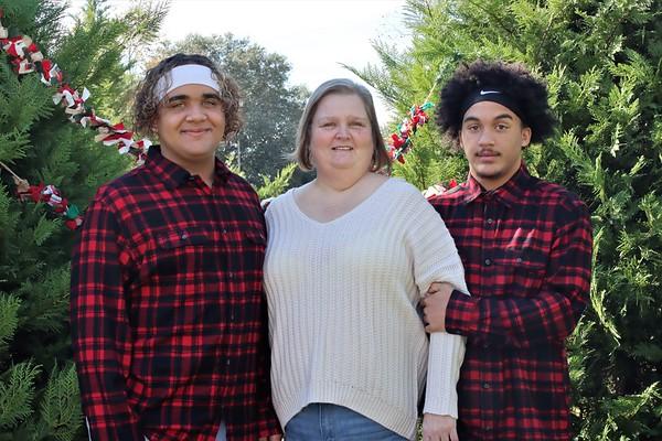 Fowler Family | Christmas 2020
