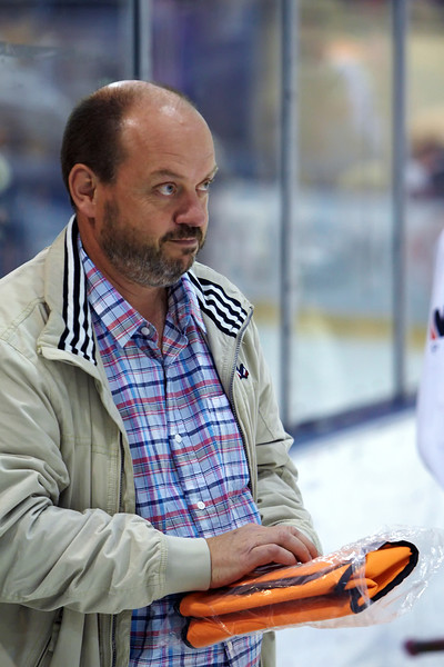 Stavanger Oilers @ Frisk Asker (Sept 13 2012)