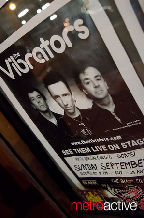 Vibrators  w/Factory Minds, Boats!