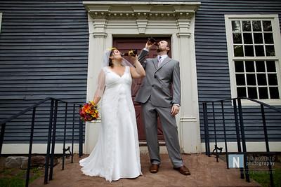 Suzanne + Toby's Wedding :: Webb Barn :: Wethersfield, CT