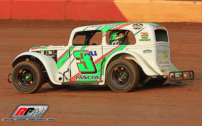 """Lincoln Speedway - 6/10/17 - Ed """"Lugnut"""" Funk"""
