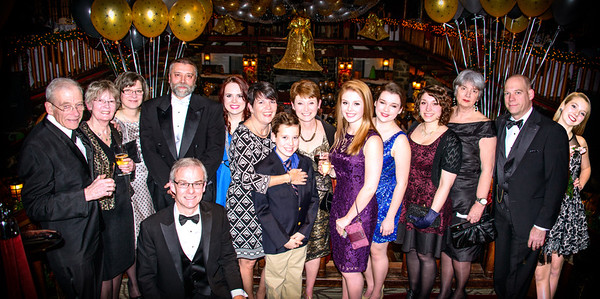 Chateau Montebello; Birthday and New Years