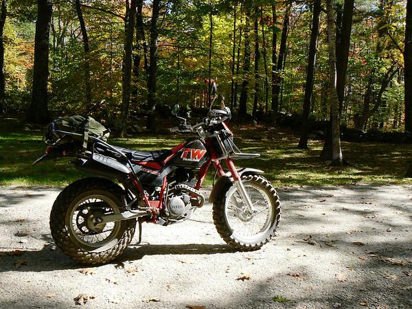 Fall Foliage Birthday Ride Report