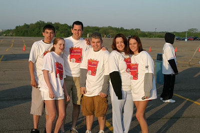 2004 Cincinnati & Dayton 5k Run/Walk