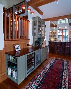 Clerestory Kitchen