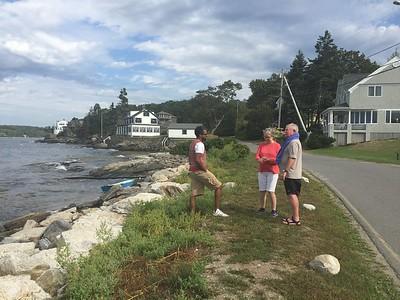 Maine Reunion 2016 & New HampshireVisit