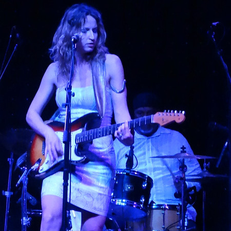 Ana Popovic at The Ardmore Music Hall