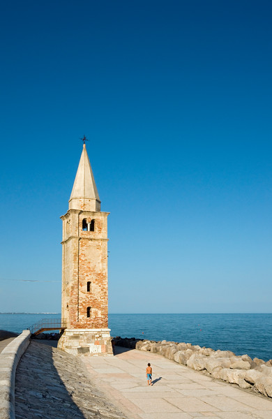 Bell tower - Lighthouse, Caorle