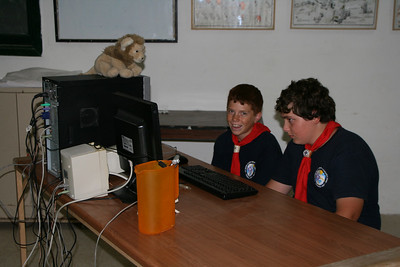 Contacting Luton Scouts