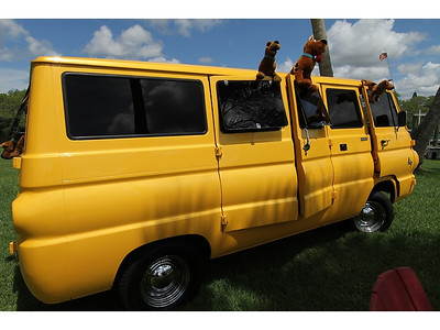 dodge man's 68 van