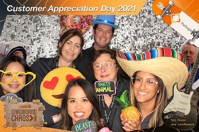 Customer Appreciation Day 2021