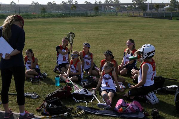 Pioneer Girls Lacrosse 01.11.14