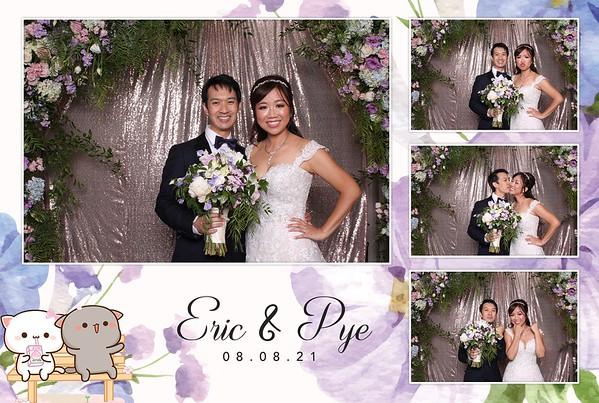 08-08-2021 Eric & Pye