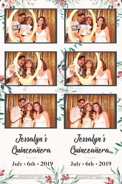 Jessalyn's Quinceañera | 07.06.2019