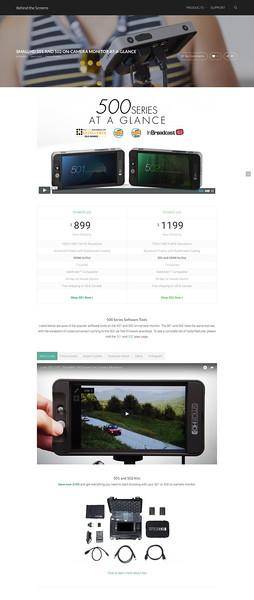 SmallHD 501 and 502 On-Camera Monitors | Behind the Screens.jpeg