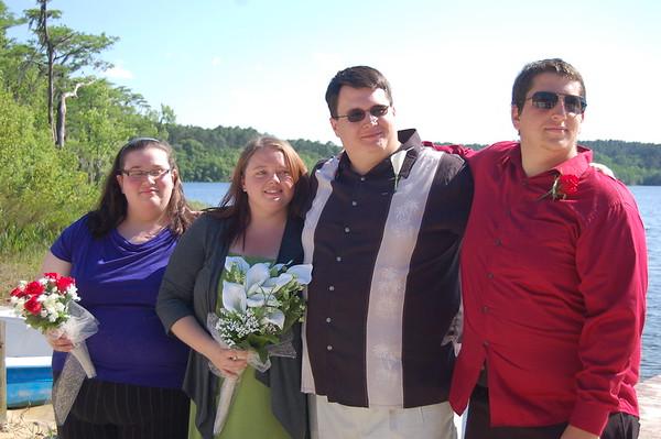 AJ and Sandra's Wedding 5/16/2014