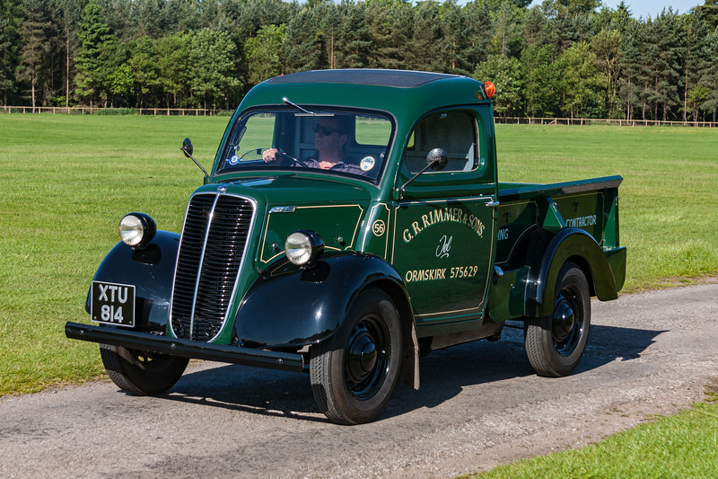 Ford Pickup  XTU 814