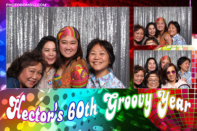 Hector's 60th Groovy Year