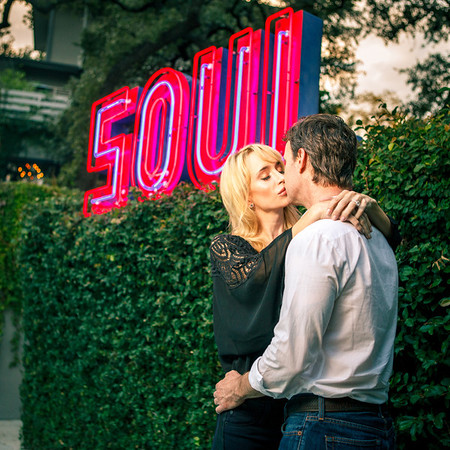 Cindy and Scott's Engagement Shoot