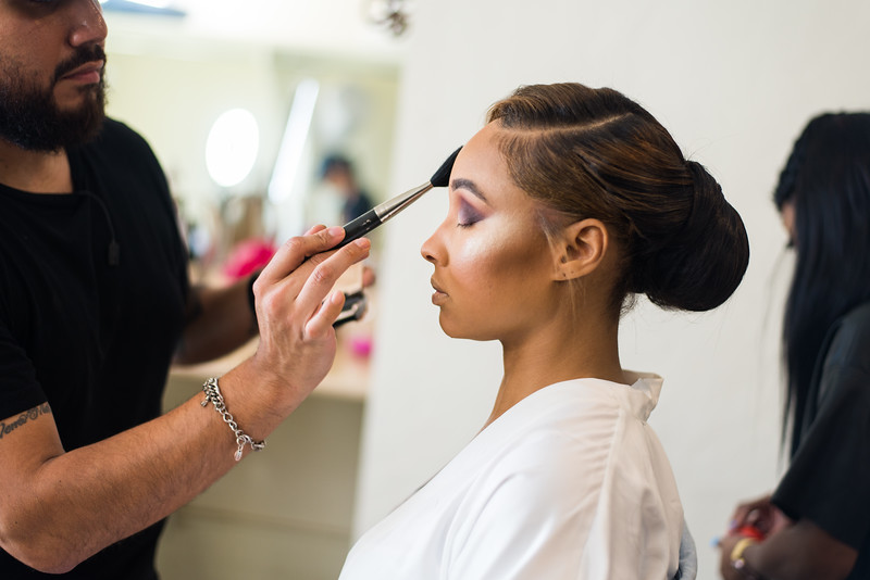 """Hair: Chanell Pruitt, Houston / Makeup: Allison Marshall & Juan """"Orlando"""" Villarreal, Houston Production Company (Say Yes to the Dress): Halfyard Productions Say Yes to the Dress Director: Norma Fraser-Day,, Venue: The Bell Tower on 34th,,"""