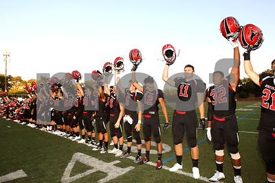 2016-17 Football Varsity Monte Vista vs Deer Valley