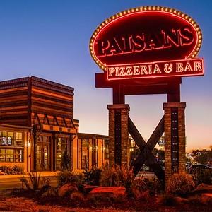 Paisans Pizzeria & Bar in Berwyn