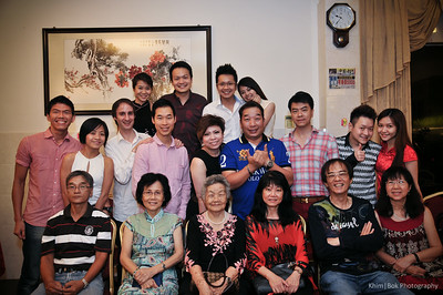Yee Poh's 80th B'day Celebrations