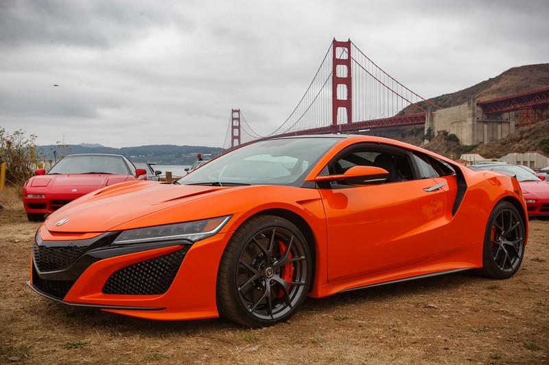 09/28: Golden Gate Bridge, The Presidio, Dinner Cruise