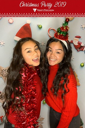 December 14, 2019 at Trinity Precision's Christmas Party