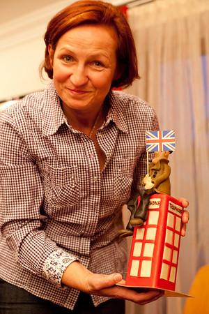 Monika's 50'er - März 2009