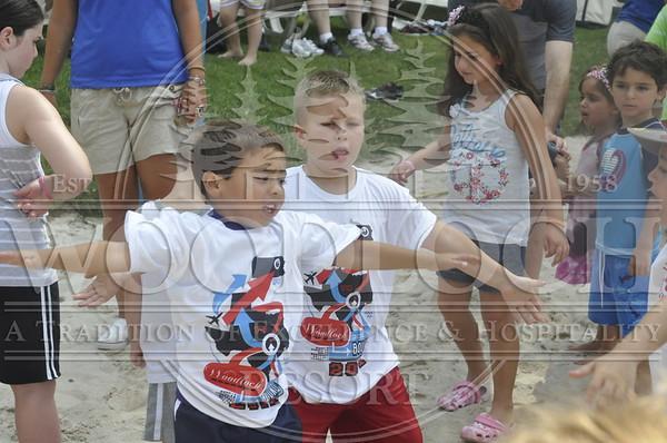 July 22- Kids Olympics