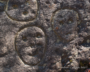 Petroglyphs - Bellows Falls