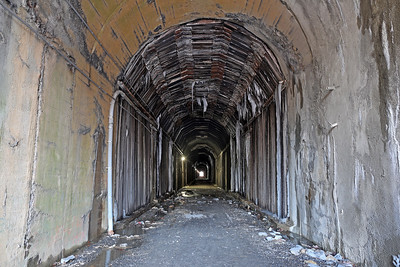 Knobley Tunnel (Carpendale, WV)