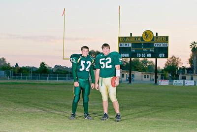 Jordan & Cameron Rio Football round2
