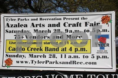 3/28/15 Azalea & Spring Flower Trail Arts & Craft Fair by David Thomas