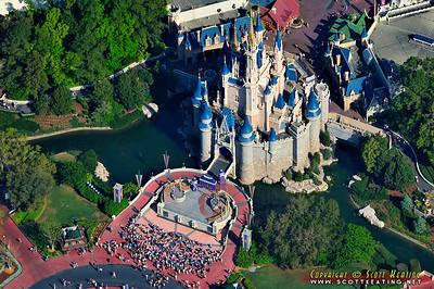 Aerials - Disney World Area