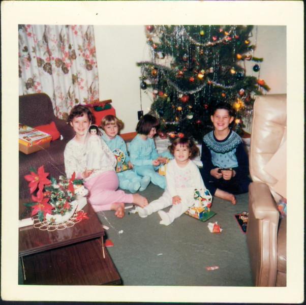 Jeanette, Shari, Ramona, Annette, Jeff Grant