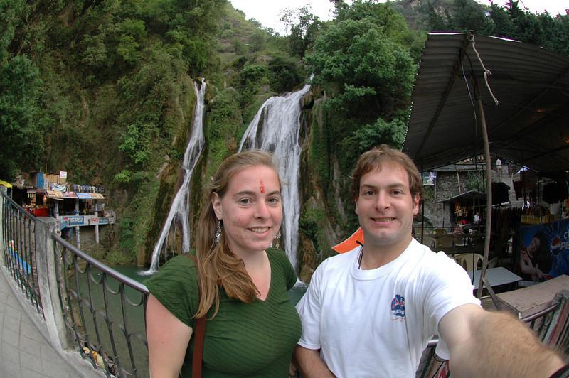 Kempty Falls: Cheryl Deutsch & Jon Deutsch