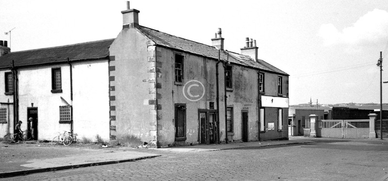 Three Ell Lane and Stag St. 