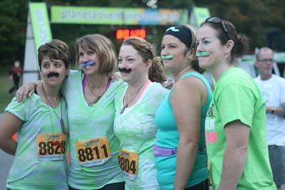 Mustache Turtle Run